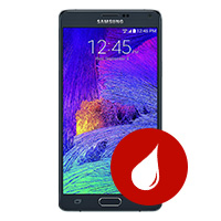Samsung Galaxy Note 4 Water Damage Repair