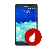 Samsung Galaxy Note Edge Water Damage Repair