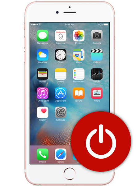 brand new 1a183 774ba iPhone 6s Plus Power Button Repair | ONCALLERS® | Improvements ...