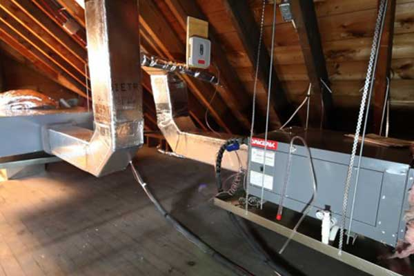 Air Handler Installation | Heating and Cooling