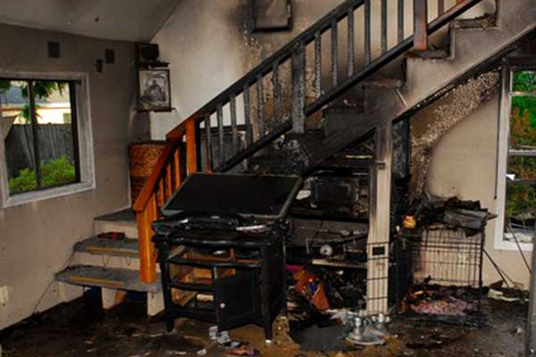 Fire Damage Restoration | Cleaning and Maid Services