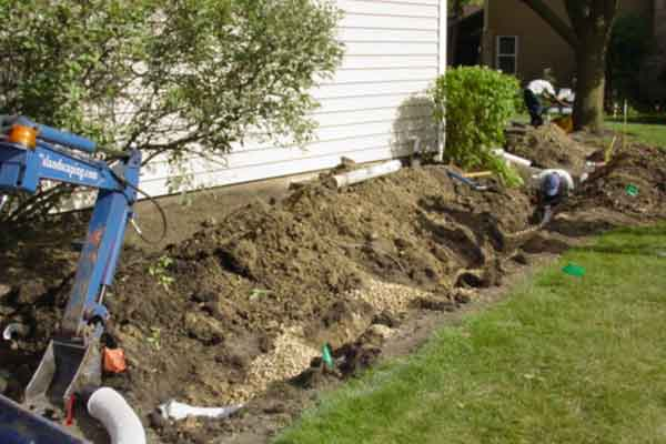 Drainage Solustions | Landscaping & Hardscaping