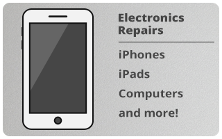 Schedule Electronics Repairs