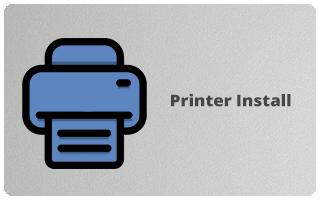 Schedule Printer Installation