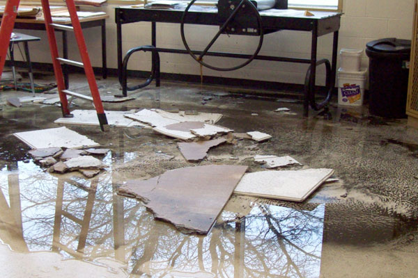Water Damage | Fire/Flood Damage Cleaning