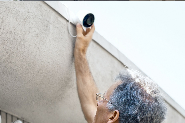 Smart Camera Installation | Handyman Services