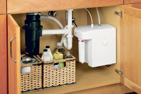Under Sink Water Filter Installation | Plumbing Services