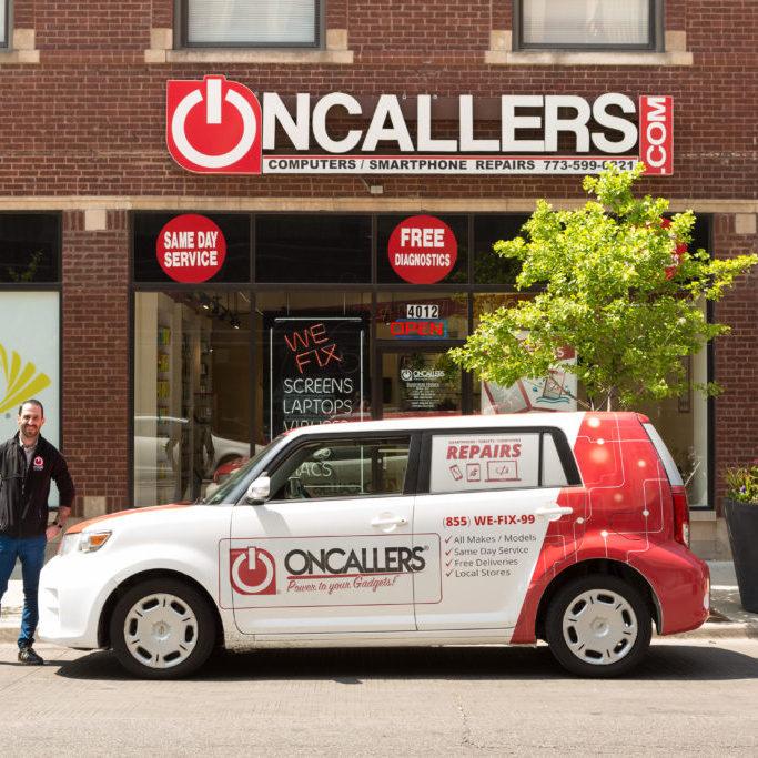 On-site Repair | ONCALLERS