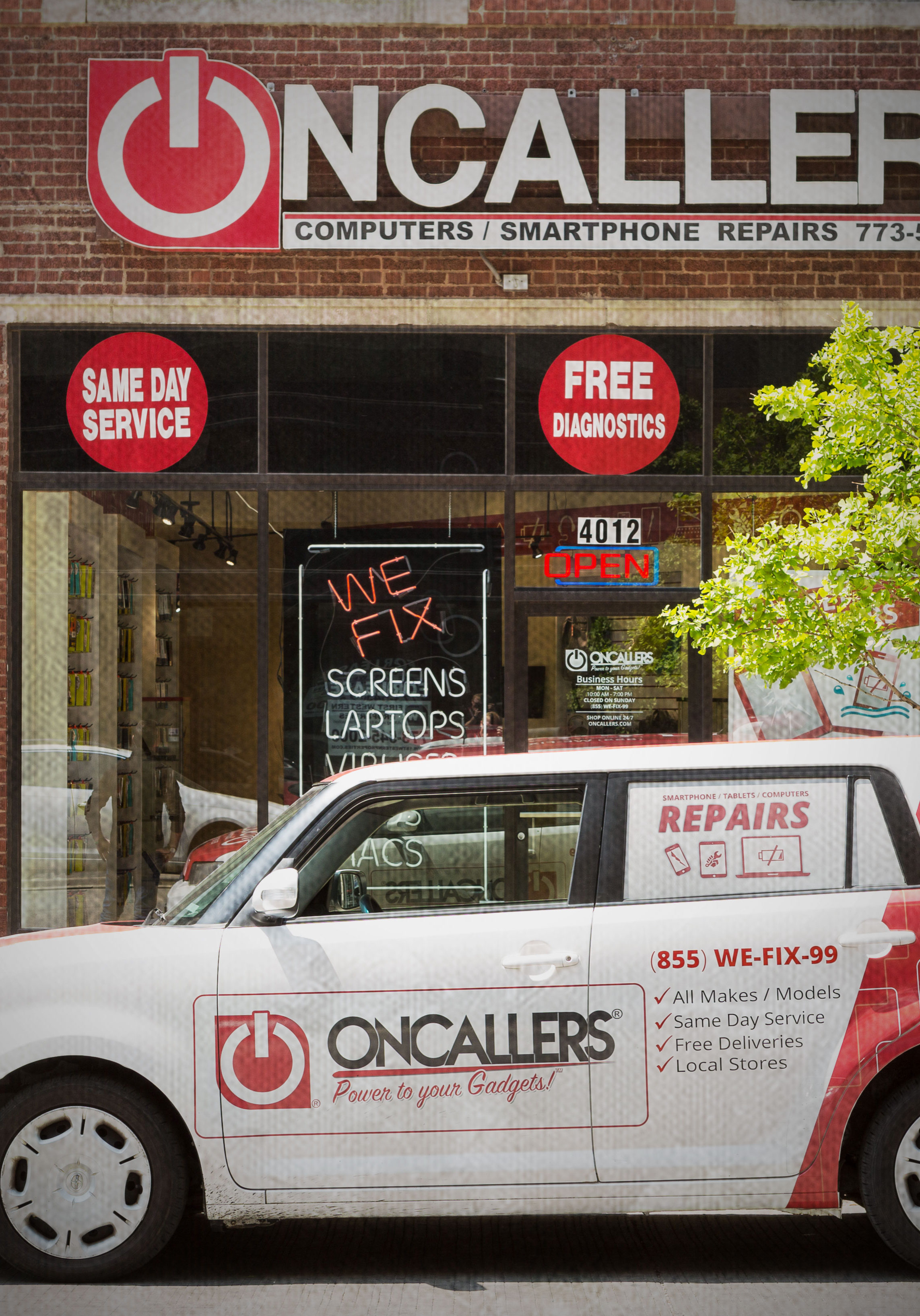 ON-SITE Electronics Repairs